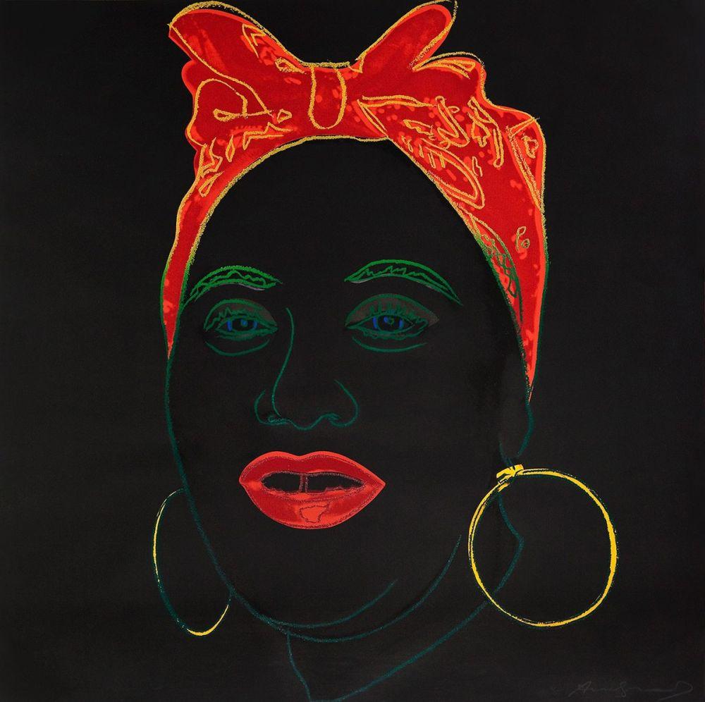 Serigrafía Warhol - Mammy (FS II.262)