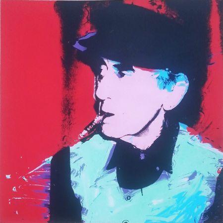 Serigrafía Warhol - MAN RAY FS II.148