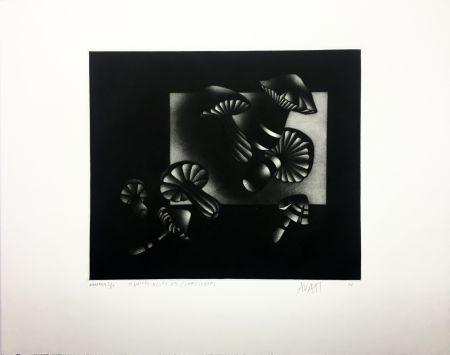 Manera Negra Avati - Manière noire aux champignons (1964)