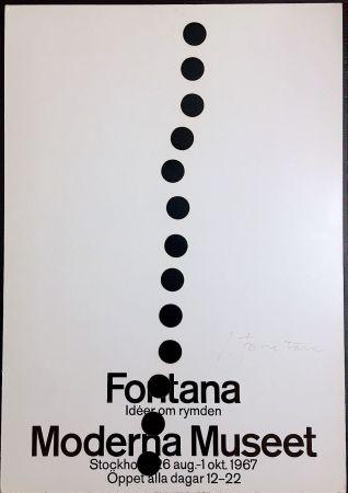 Serigrafía Fontana - Manifesto