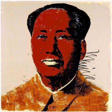 Serigrafía Warhol - Mao (FS II.96)