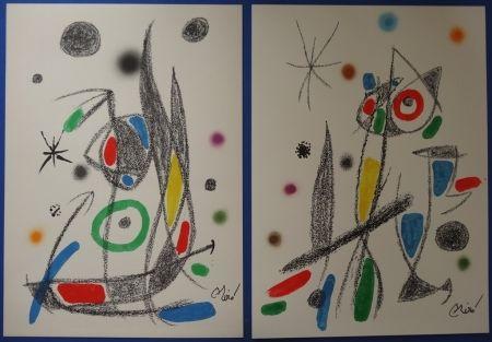 Litografía Miró - Maravillas (20 lithographies)
