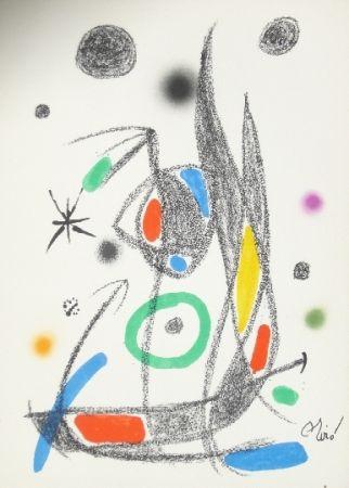 Litografía Miró - Maravillas con variaciones acrosticas 14