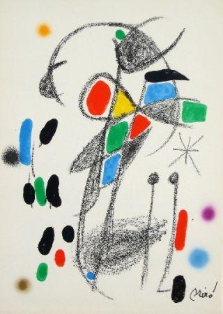 Litografía Miró - Maravillas con variaciones acrosticas 18