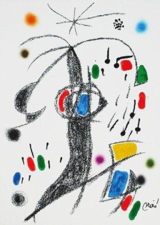 Litografía Miró - Maravillas con variaciones acrosticas 19