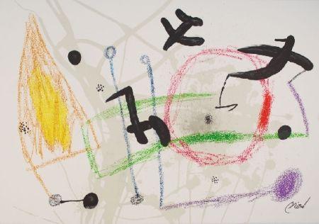 Litografía Miró - Maravillas con variaciones acrosticas 5