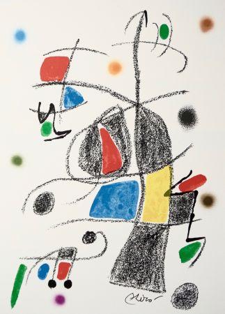 Litografía Miró - Maravillascon variaciones arcrosticas17