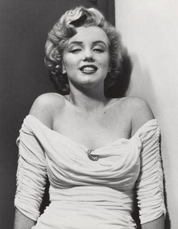 Sin Técnico Halsman - Marilyn
