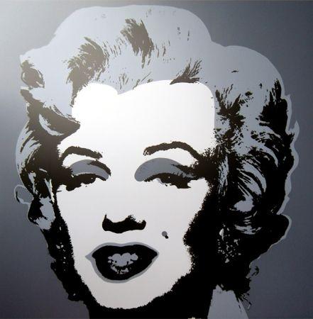 Serigrafía Warhol (After) - Marilyn 11.24