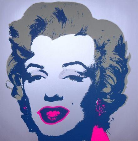 Serigrafía Warhol (After) - Marilyn 11.26