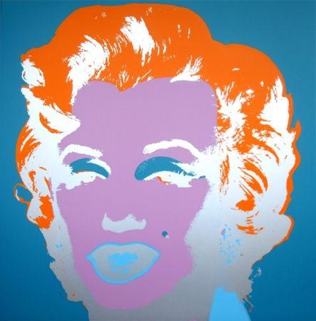 Serigrafía Warhol (After) - Marilyn 11.29