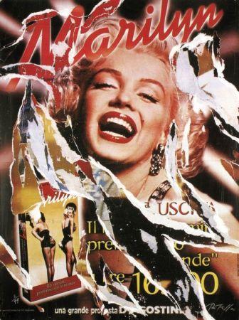 Múltiple Rotella - Marilyn Allegra