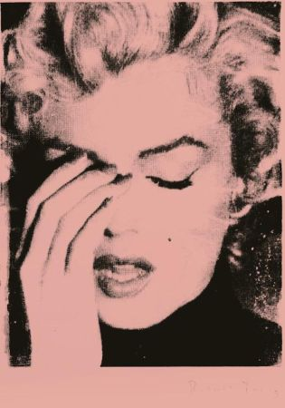 Múltiple Young - Marilyn Crying (Melrose Pink)