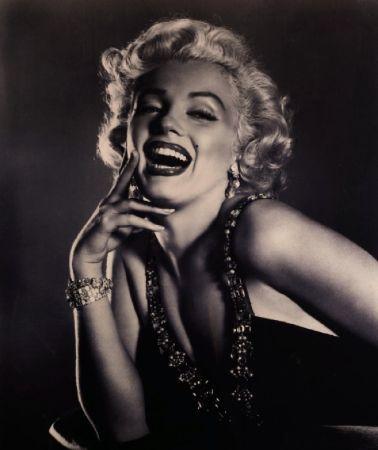 Múltiple Halsman - Marilyn (Glamour)