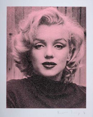 Serigrafía Young - Marilyn Hollywood - Superstar Pink