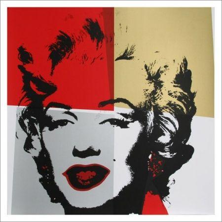 Serigrafía Warhol (After) - Marilyn Monroe