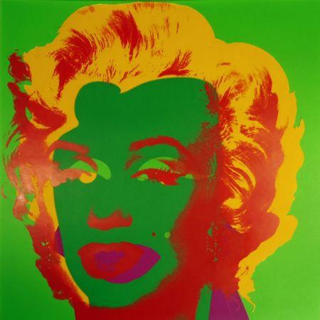 Serigrafía Warhol - Marilyn Monroe
