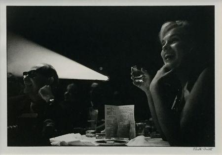Fotografía Erwitt - MARILYN MONROE DURING THE FILMING OF