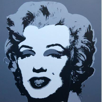 Litografía Warhol (After) - Marilyn No 24, Sunday B Morning (after Andy Warhol)