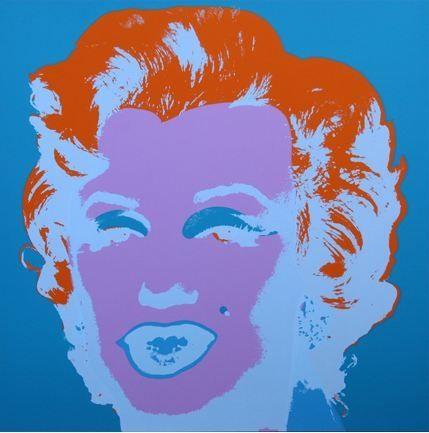 Litografía Warhol (After) - Marilyn No 29, Sunday B Morning (after Andy Warhol)