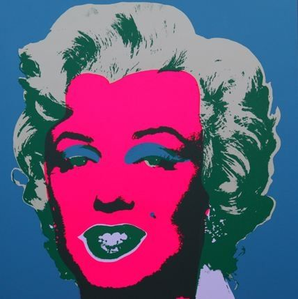 Litografía Warhol (After) - Marilyn No 30, Sunday B Morning (after Andy Warhol)