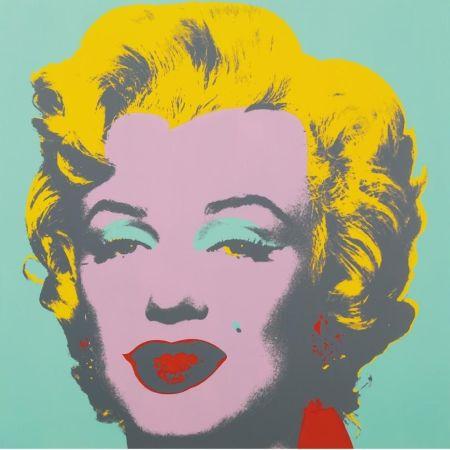Serigrafía Warhol - Marilyn
