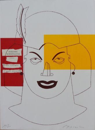 Aguafuerte Arroyo - Marjorie Morningstar