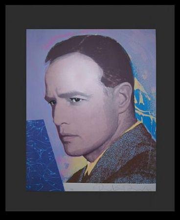 Serigrafía Duardo - Marlon Brando