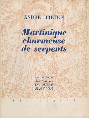 Libro Ilustrado Masson - Martinique charmeuse de serpents