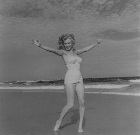 Fotografía De Dienes  - Marylin Monroe (1949)