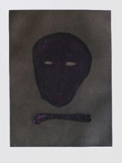Sin Técnico Scholder - Mask of the Artist
