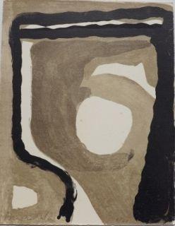 Litografía Van Velde - Mason, 198