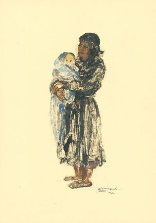 Monotipo Vich - Maternitat / Motherhood