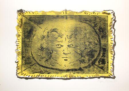 Litografía Berman - Medusa
