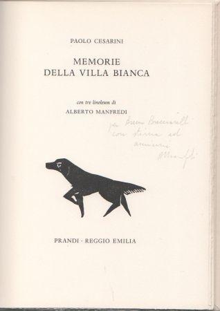 Libro Ilustrado Manfredi - Memorie della villa bianca