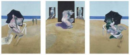 Grabado Bacon - Metropolitan Triptych (3)