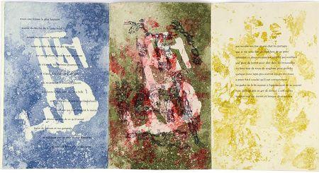 Libro Ilustrado Bryen - Michel Butor. QUERELLE DES ÉTATS (EO. 1973)