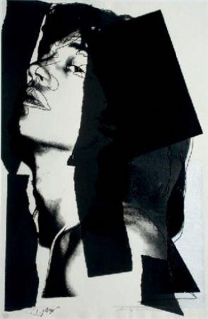 Serigrafía Warhol - Mick Jagger II.144