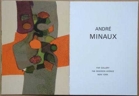 Libro Ilustrado Minaux - Minaux