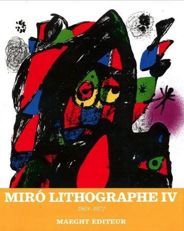 Sin Técnico Miró - MIRO LITOGRAFO IV