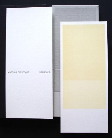 Libro Ilustrado Calderara - Misura Colore Luce