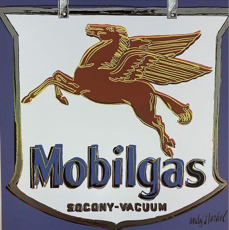 Offset Warhol - Mobilgas