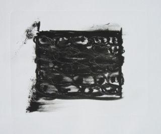 Litografía Kounellis - MOD 2