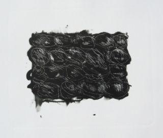 Litografía Kounellis - MOD 3