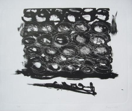 Litografía Kounellis - MOD 5