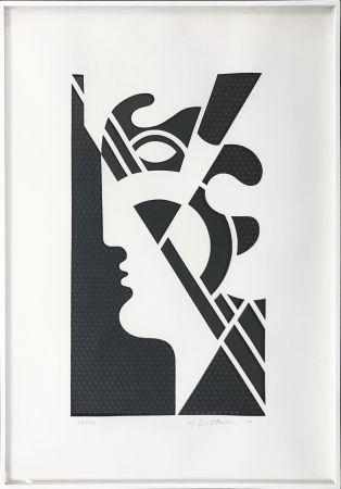 Múltiple Lichtenstein - MODERN HEAD #5