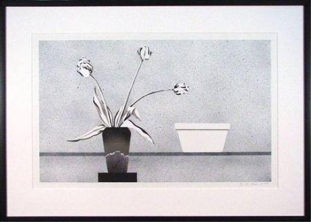 Litografía Baynard - Modern Still Life