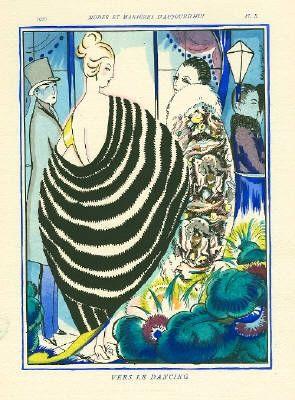 Libro Ilustrado Bonfils - MODES ET MANIÈRES D'AUJOURD' HUI. Neuvième Année. 1920