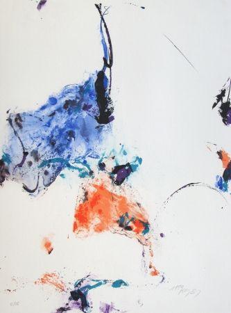Litografía En Joong - Monde imaginaire VI