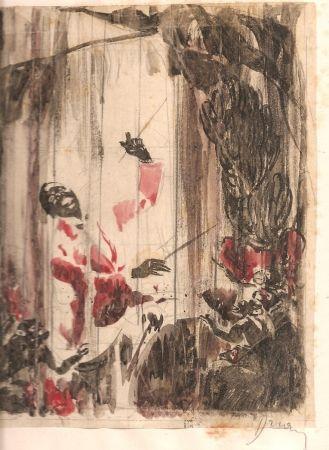 Libro Ilustrado Drian - Monsieur de Bougrelon